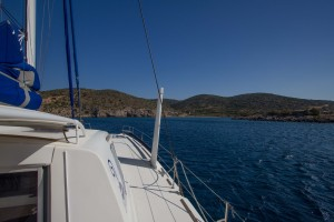 Sounio to Chios-5543