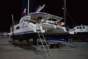 Mandalaya Marina to Didim Marina haul-out-7401